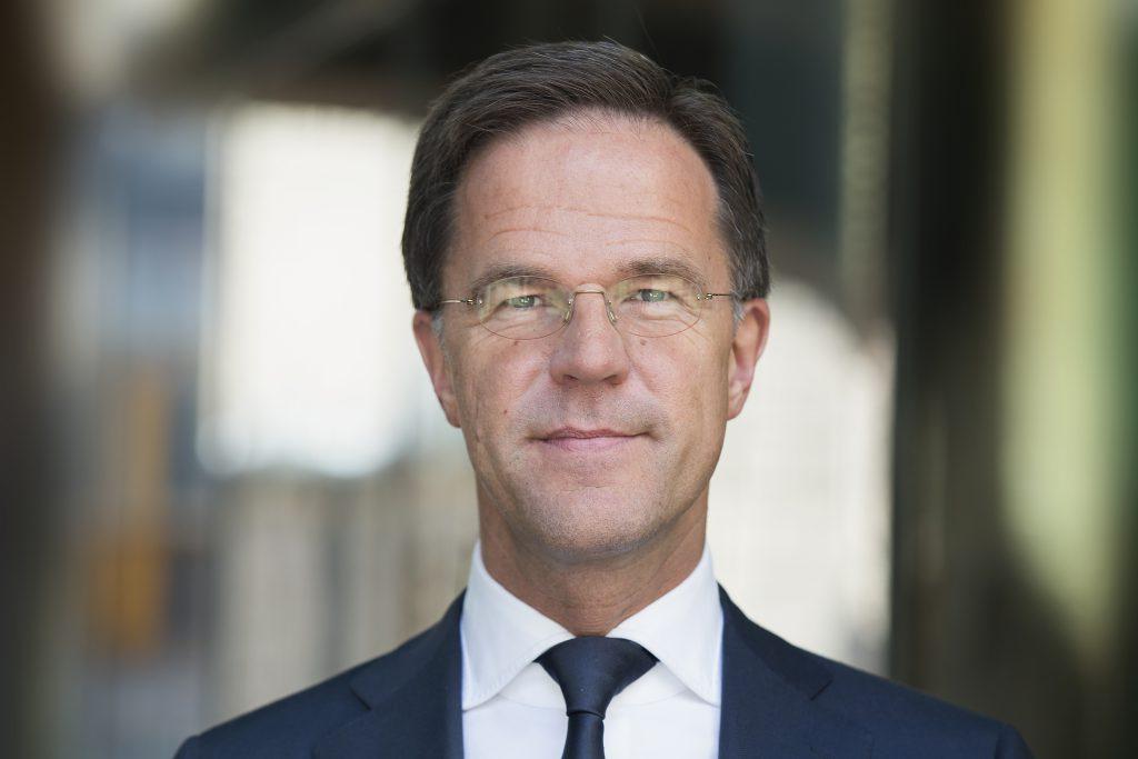 Nederland, Den Haag, 15-05-2019. Mark Rutte, Minister-president, minister van Algemene Zaken.